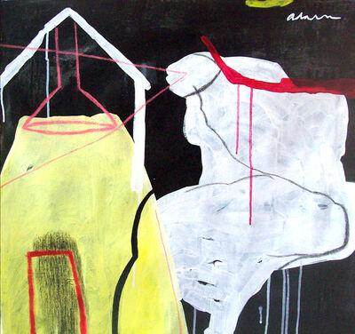Alain Jiménez Santana, 'Black, Black, Black, No. 4', 2019