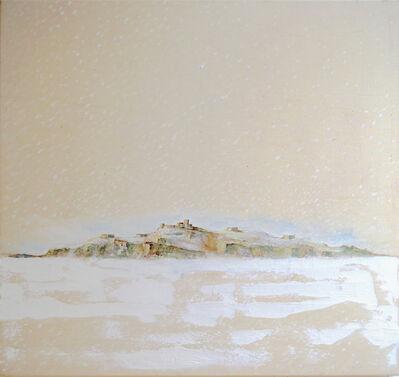 Hans Benda, 'Island in the Snow', 2015