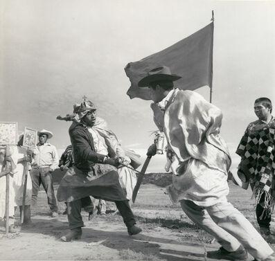 Rodrigo Moya, 'Juego de espadas', 1965