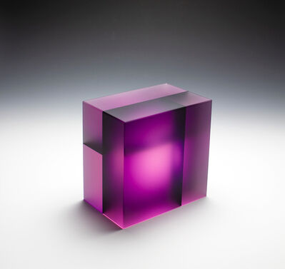 Jiyong Lee, 'Purple Pink Cuboid Segmentation', 2020