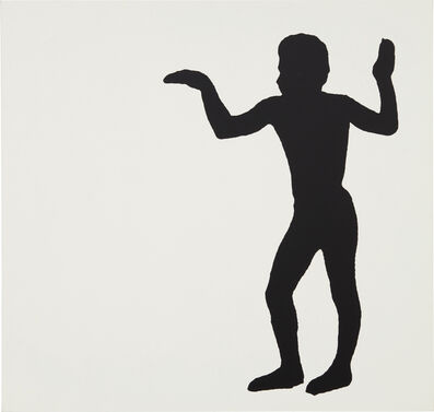 Joe Bradley, 'Untitled (Human Form)', 2011