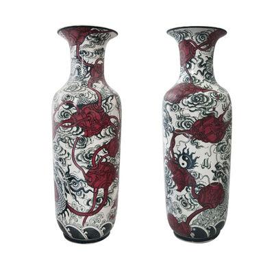 Bui Cong Khanh, 'Vase Number 1', 2013
