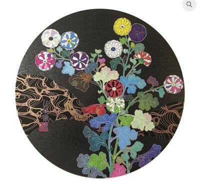 Takashi Murakami, 'Kansai: Wildflowers Glowing in the Night', 2015