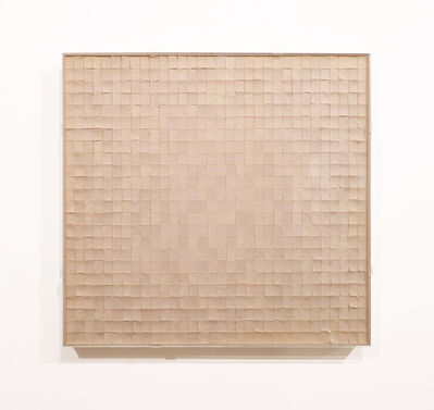 Robert Courtright, 'Collage Construction (CLVI White)', 1979