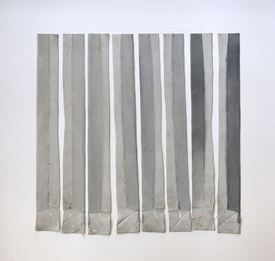 Walterio Iraheta, ' fragments of canvas', 2019
