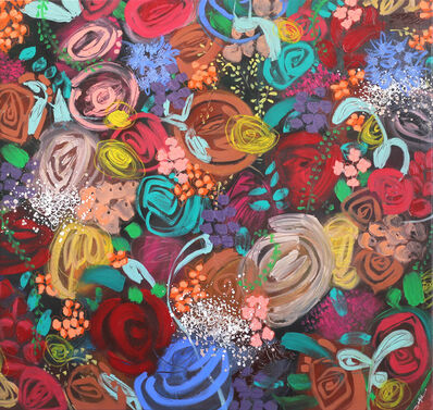 Sally K, 'Bloom I', 2018