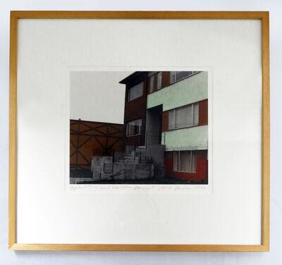 Dan Graham, 'Apartment House, Vancouver B.C.', 1975