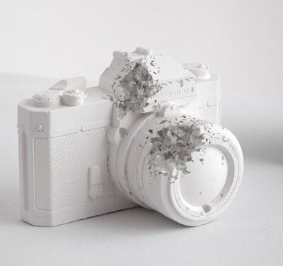 Daniel Arsham, 'Eroded Camera', 2012