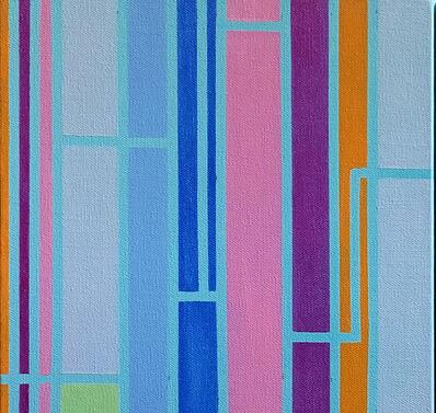 Jennifer Woolcock- Schwartz, 'Intersections #1', 2019