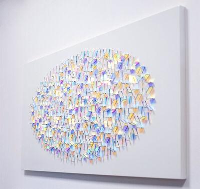 Chris Wood, 'Elliptical Ordered Chance', 2018