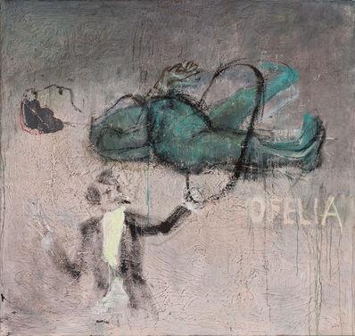 """Elena Balsiukaitė-Brazdžiūnienė, '""""Ofelia""""', 2013"""
