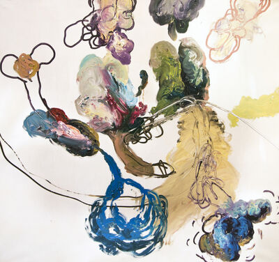 Angel Ricardo Ricardo Ríos, 'Tomates azules', 2018