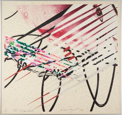 James Rosenquist, 'The Kabuki Blushes', 1986