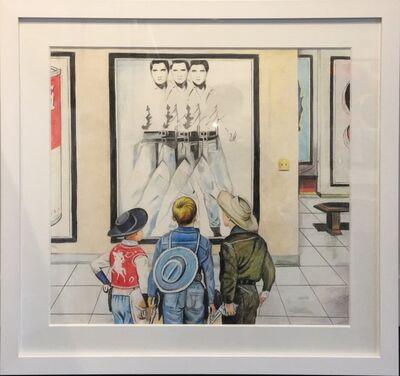 Gully, 'Children meet Warhol', 2016