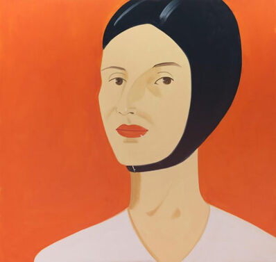 Alex Katz, 'Ada with Cap', 2012