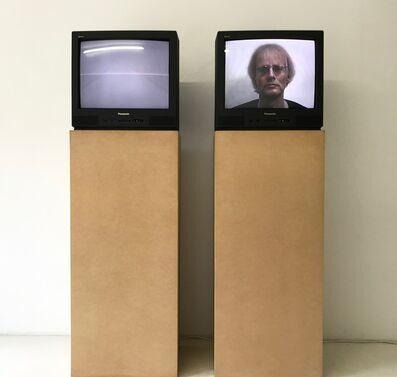 Timm Ulrichs, 'META-ATEM, ÜBER INSPIRATION UND EXPIRATION', 1976