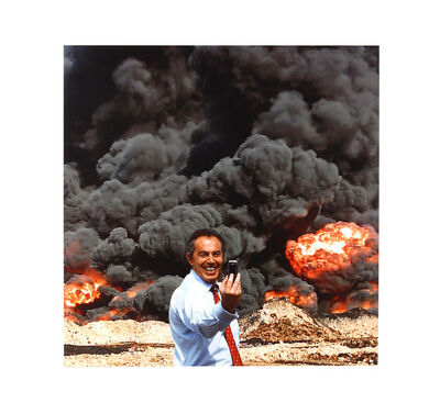 Kennardphillips, 'Photo Op', 2007
