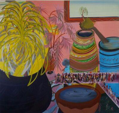 Shai Azoulay, 'Live', 2015