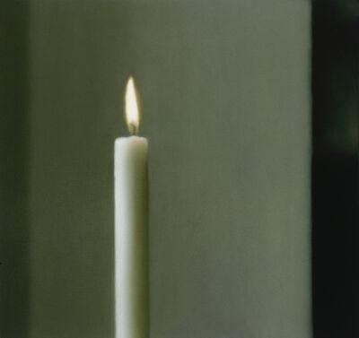 Gerhard Richter, 'Kerze', 1982