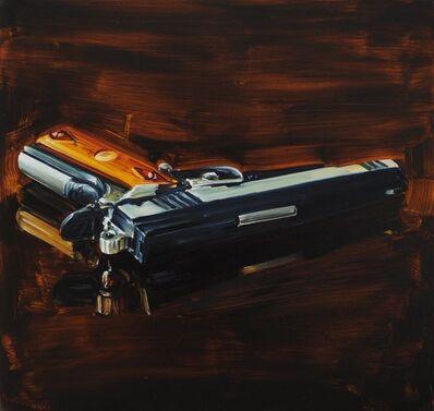 Cornelius Völker, 'Colt Special Combat', 2009