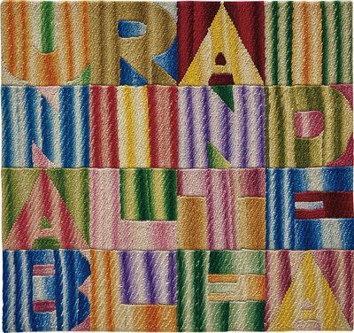 Alighiero Boetti, 'Una brillante idea', 1992