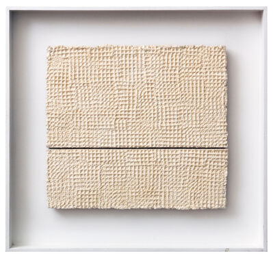 Leo Erb, 'untitled (Linienbild)', 1985