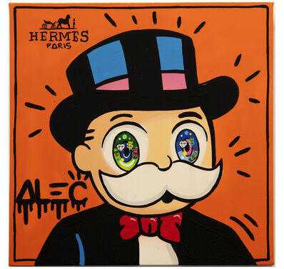 Alec Monopoly, 'Alec Monopoly Big Eyes ', 2019