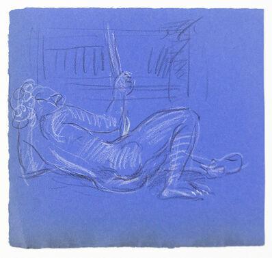 Paul Cadmus, 'Reclining Nude', 1904-1999