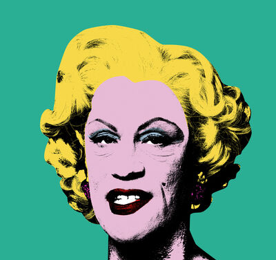 Sandro Miller, 'Andy Warhol / Green Marilyn (1962)', 2014