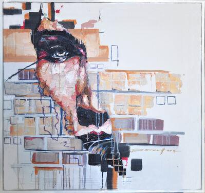 Pierre Issa, 'Half Face Woman', 2018
