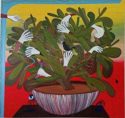 Shai Azoulay, 'Birds Gripper', 2017