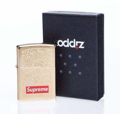 Supreme X Zippo, 'Lighter', 2014
