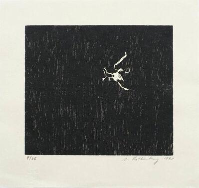 Susan Rothenberg, 'Kissing the Bird', 1992