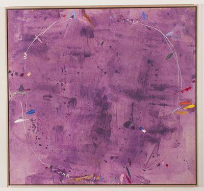 Kikuo Saito, 'Pink Drum', 1987
