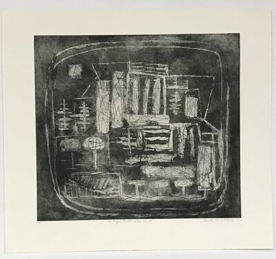 Louise Nevelson, 'The Magic Garden in Sea Land (only avail. with Portfolio of 23)', 1965-66