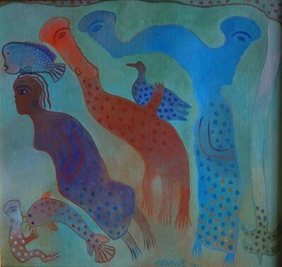 Manuel Mendive, 'Untitled', 2001