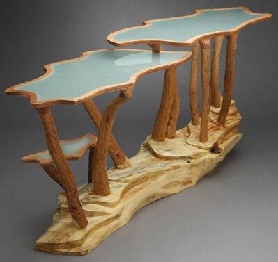 Aaron Laux, 'Squash Blossom Table'