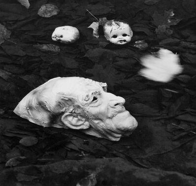 Ralph Eugene Meatyard, 'Untitled (Mask in Water)', 1961