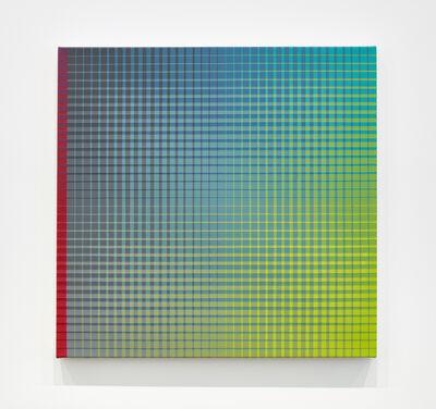 Sanford Wurmfeld, 'II-12 (DN-BG/N-G) + B/1(R)', 2018