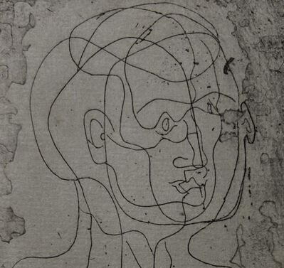 Pablo Picasso, 'Tête d'homme', 1922-23