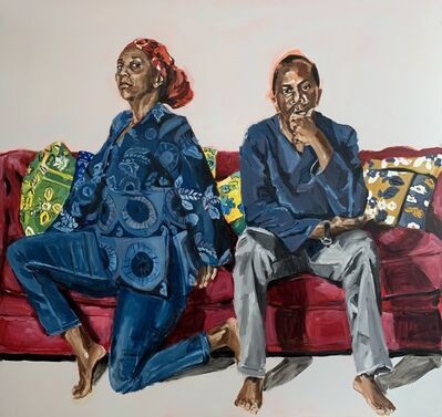 Wangari Mathenge, 'The Ascendants', 2019