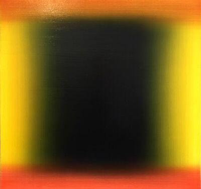 Eric Freeman, 'Yellow and Two Oranges', 2018