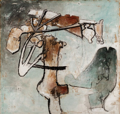 Roberto Matta, 'Una persona amada', 1961-62