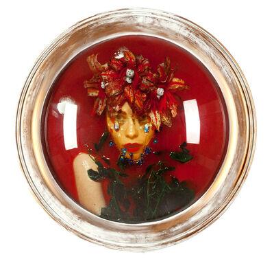 Uldus Bakhtiozina, 'The scarlet flower', 2015