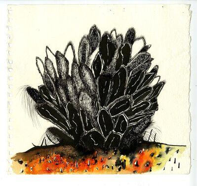 Omar Ba, 'A corriger (3)', 2009