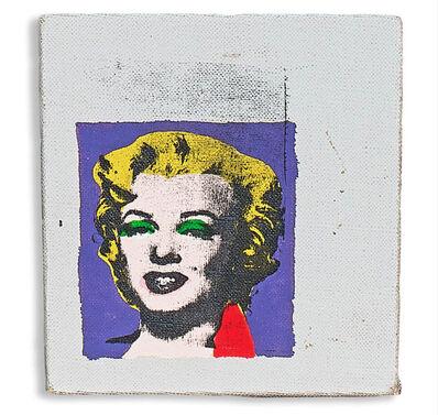 Richard Pettibone, 'Andy Warhol Marilyn 1962', 1978