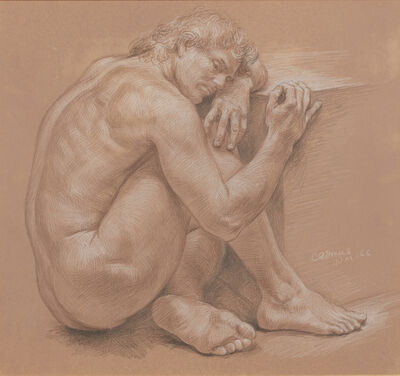 Paul Cadmus, 'NM 166'