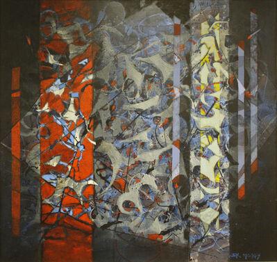 Carl Morris, 'Untitled '