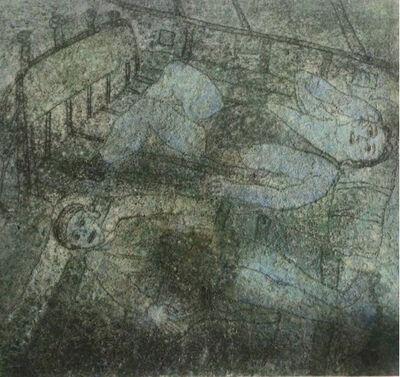 Sergio Hernández, 'Untitled'