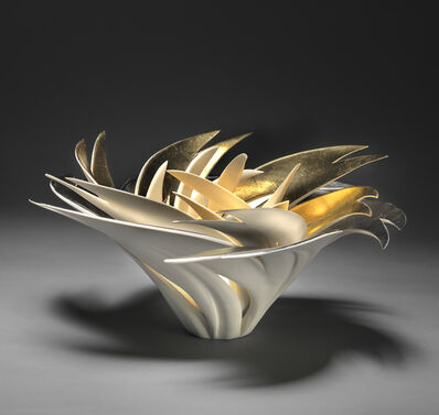 Jennifer McCurdy, 'Gilded Lotus Nest ', 2019